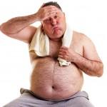 El Sobrepeso puede ser una carga pesada