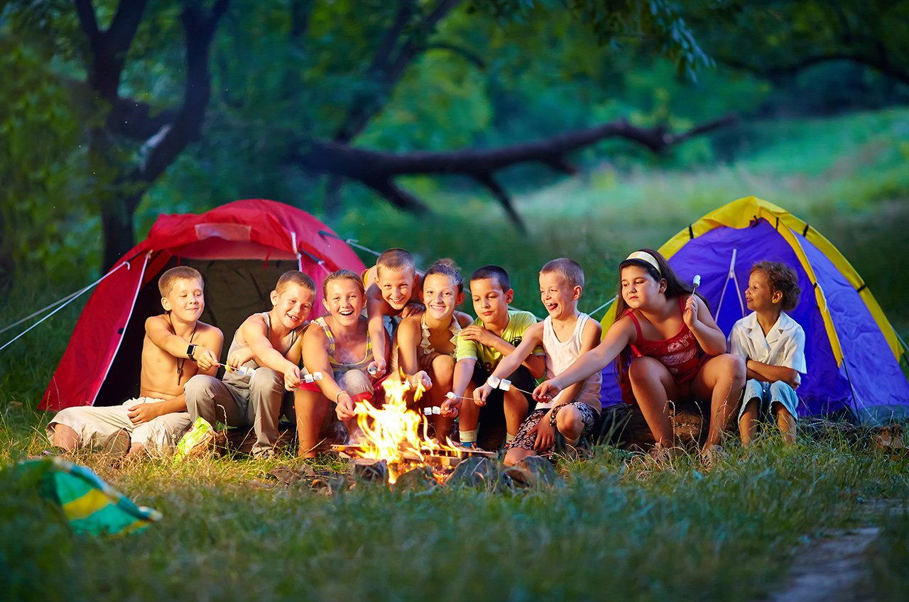 Camping In The Backyard With Toddlers : Home ? Aprende de manera divertida, en los Campamentos de Verano para