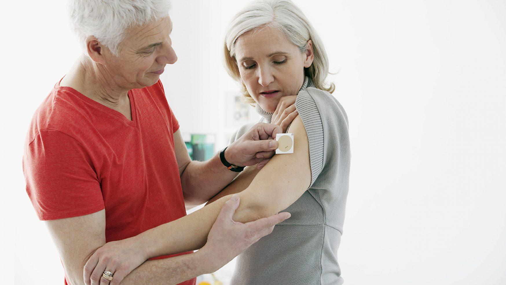Parches podrían sustituir a las inyectadoras ofreciendo alivio a las personas con Diabetes