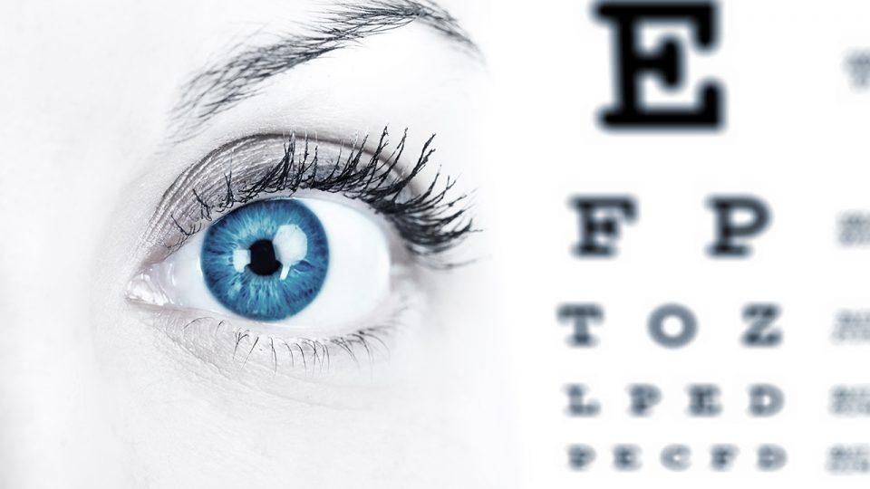 Examen completo de la vista en personas con Diabetes
