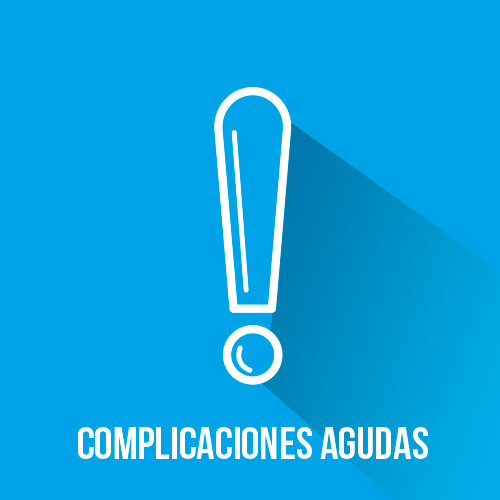 Complicaciones Agudas