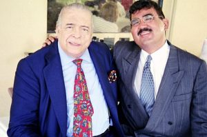 My father's boss, Dr. Rafael Tudela, was another of the instruments God used to help in my dad's transplant.