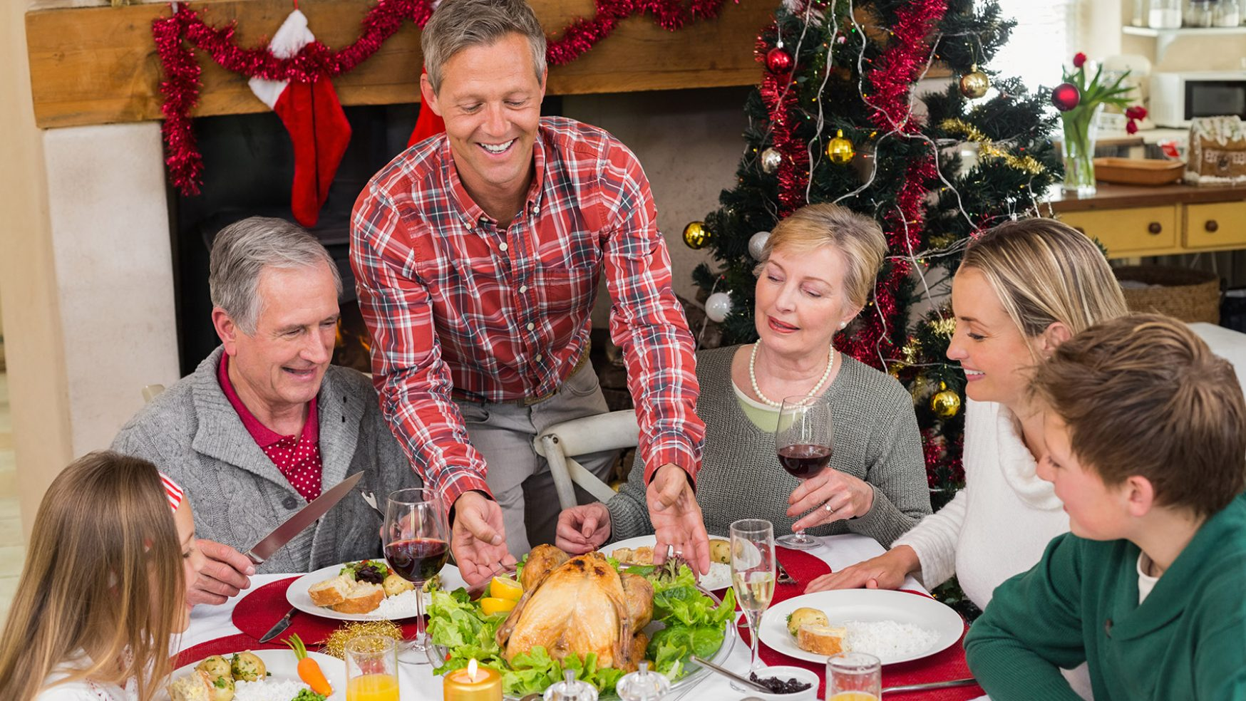 Disfrute las fiestas Navideñas sin alterar su control de la Diabetes