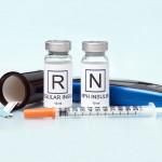¿Cómo preparar una dosis mixta de Insulina?